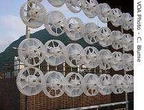 Hong Kong Engineers Develop Micro-Wind Turbine
