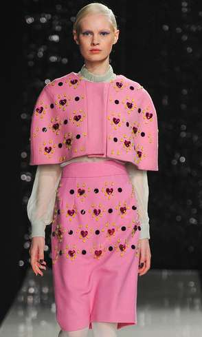 Bedazzled Pink-Hued Runways