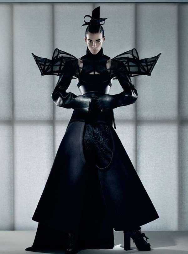 Striking Samurai Photoshoots