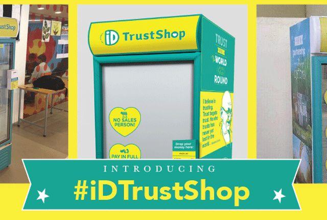 Trust-Based Food Shops