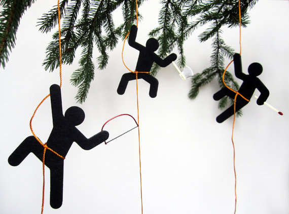 Undercover Ninja Decorations