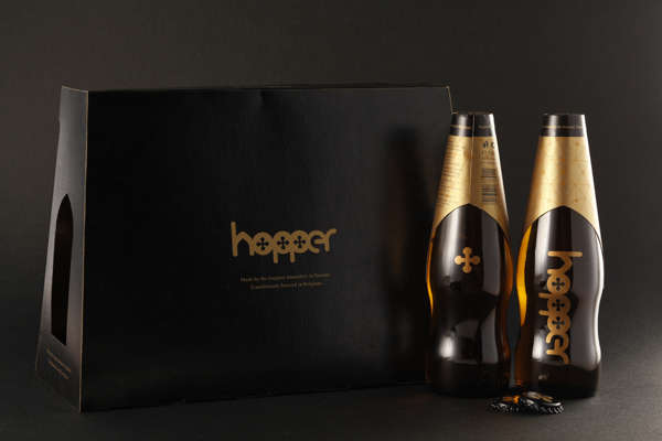 Hopper Beer Packaging