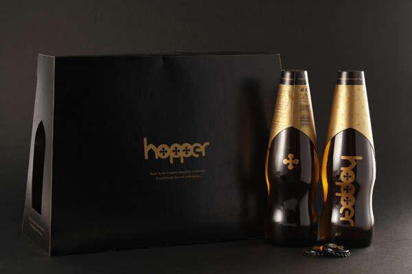 Monastic Booze Branding