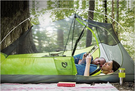 Lightweight Camping Equipment