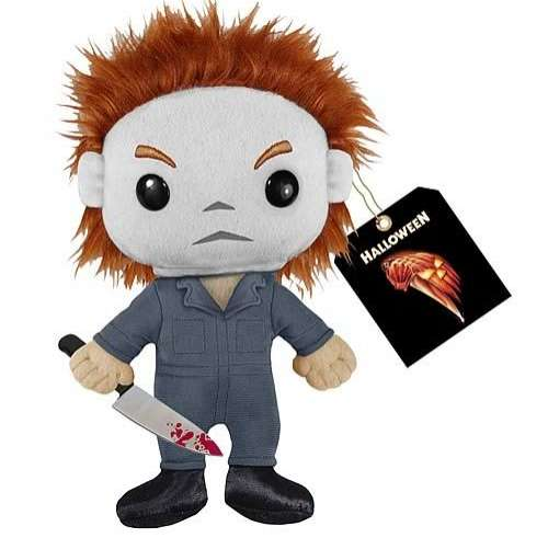 Horror Movie Plushies