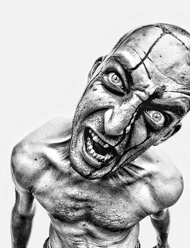 Horror Photoshoptography