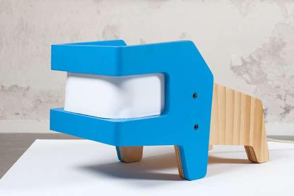 Quirky Cartoonish Furniture