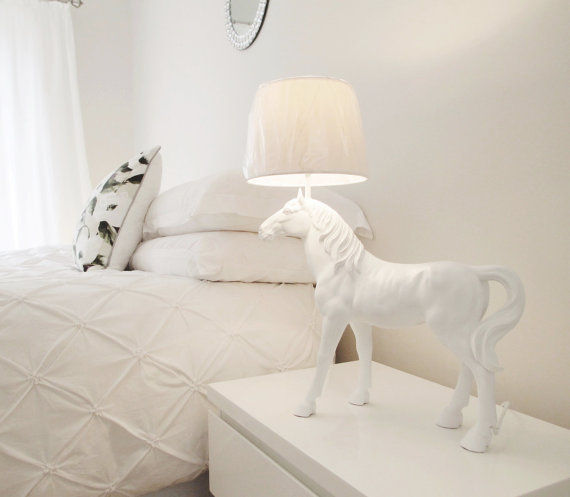 Whimsical Equestrian Decor