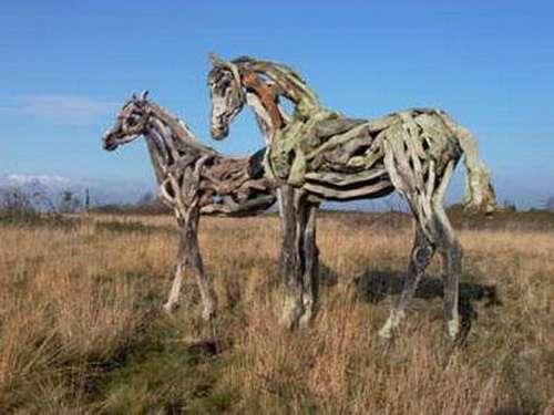 Equestrian Sculpting