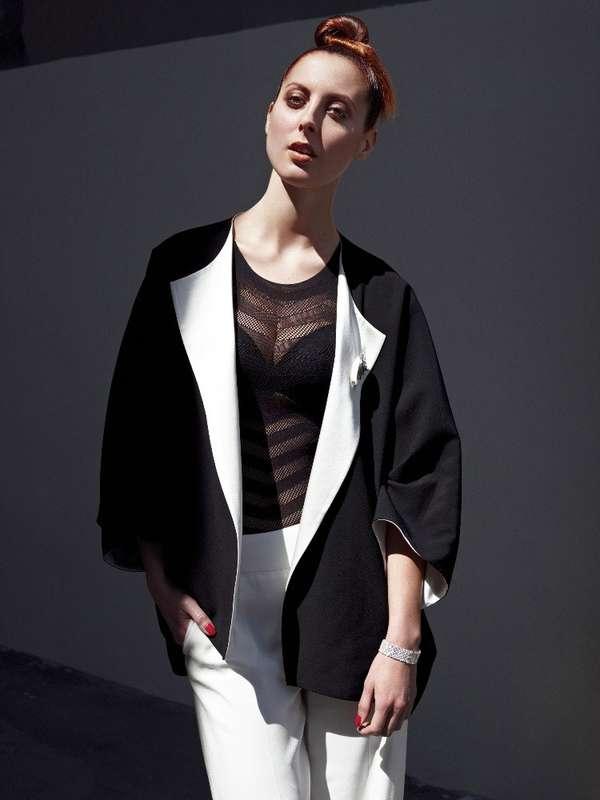 Structured Summer Fashion