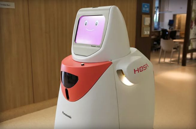 Approved Hospital Robots