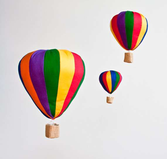 Cute Ballooner Ornaments