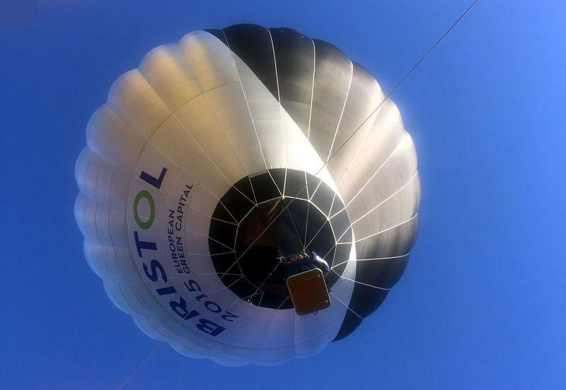 Hybrid Hot Air Ballons