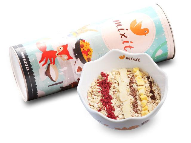 Seasonal Hot Cereal Mixes