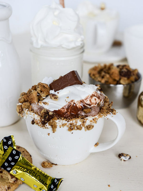 Truffle Hot Chocolates