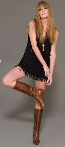 Fringes, Feathers, Faux Fur and Folksy