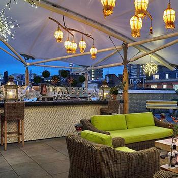 Hot Gin Cocktail Bars