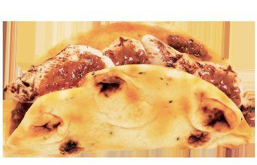 Microwaveable Indian Flatbread