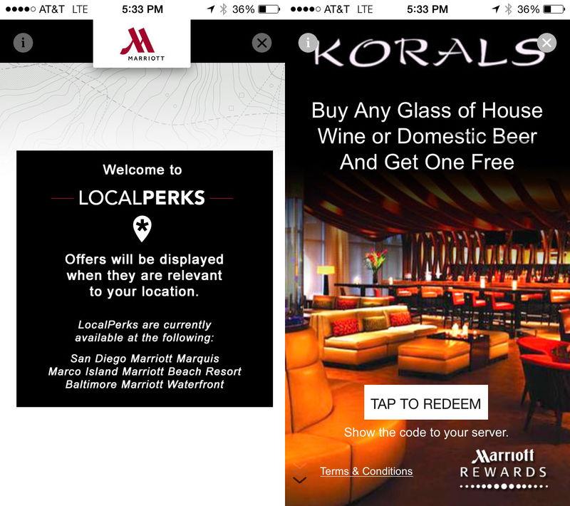 Rewarding Hotel Apps