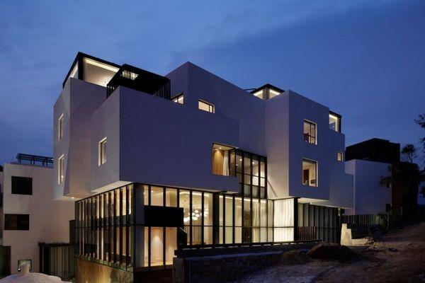 Organic concept architecture hotel wind Wind architecture