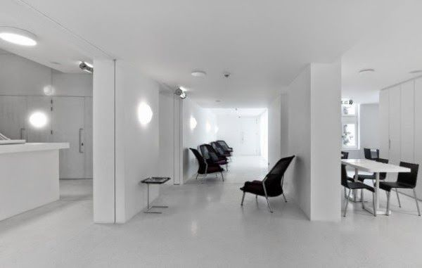 Minimalist Hotel Stays