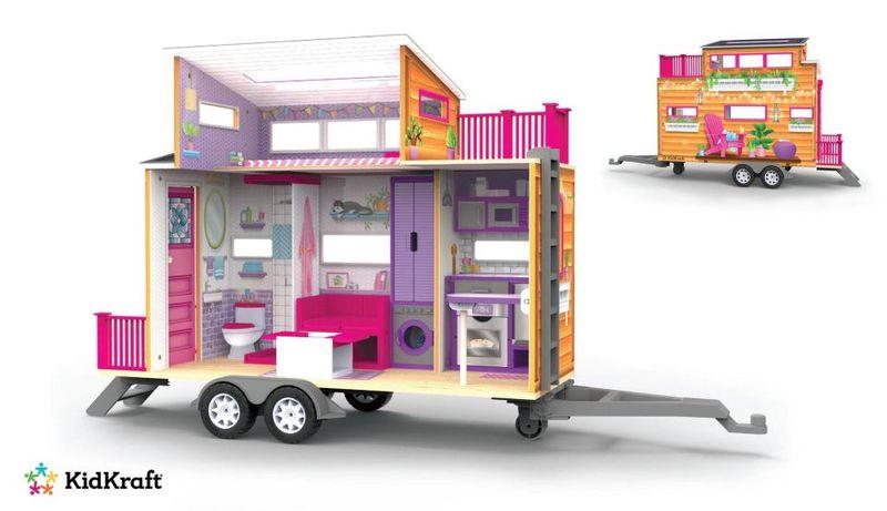 Tiny House Toys House Dollhouse