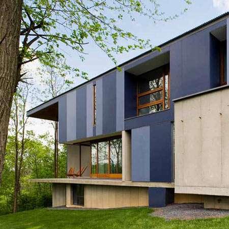 Composed East Coast Architecture
