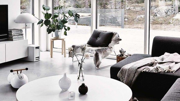 Retro-Modern Finnish Residences