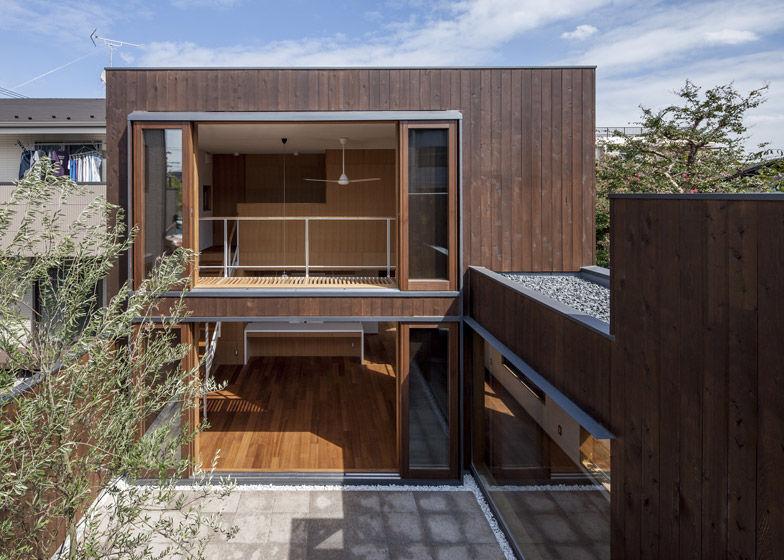 Urban Courtyard Residences