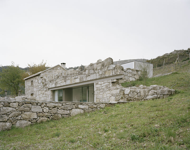Refurbished Rubble Houses