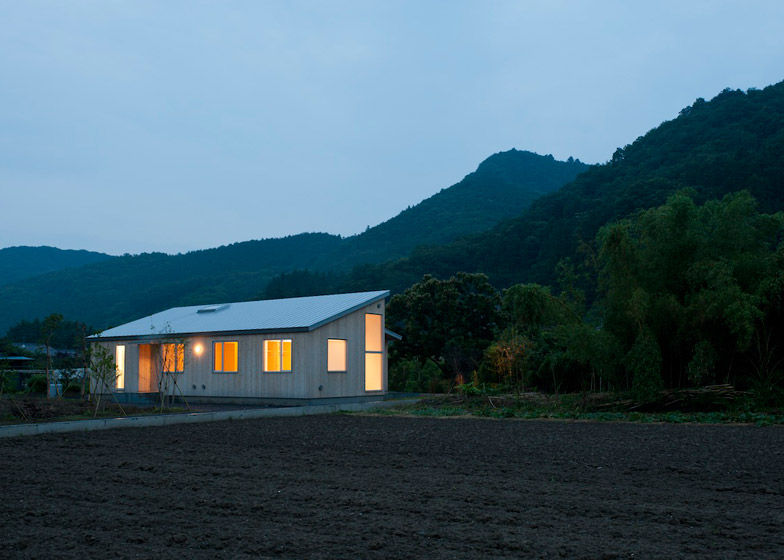 Angled Mountain Residences