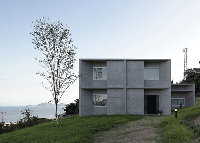 Raw Concrete Residences