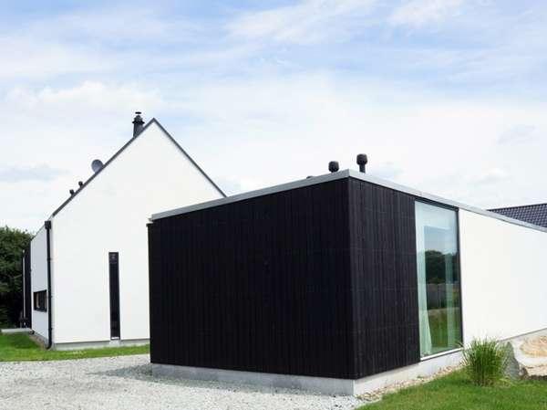 Contemporary Countryside Abodes