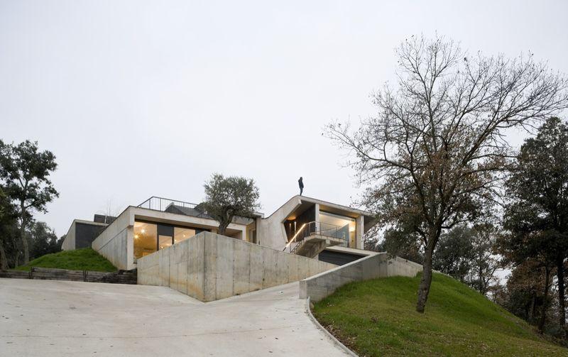 Hybrid Rooftop Patios