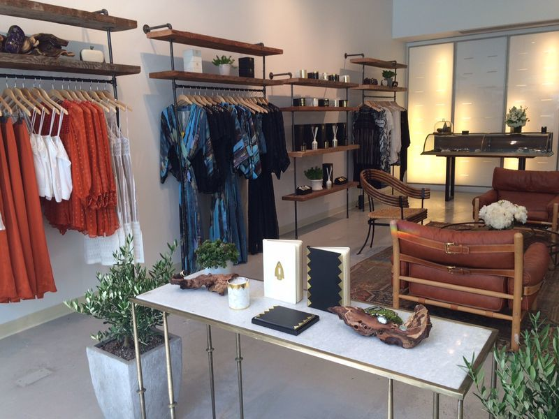 Celebrity Designer Pop-Up Retail