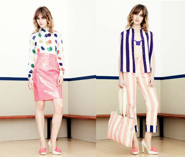 Preppy Circus Lookbooks