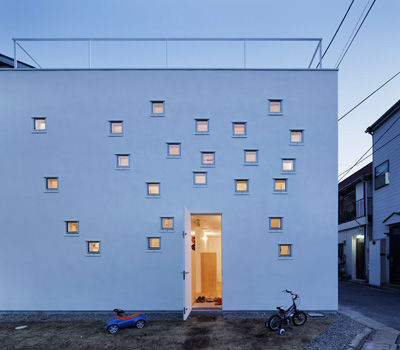 Clever Cubism Abodes