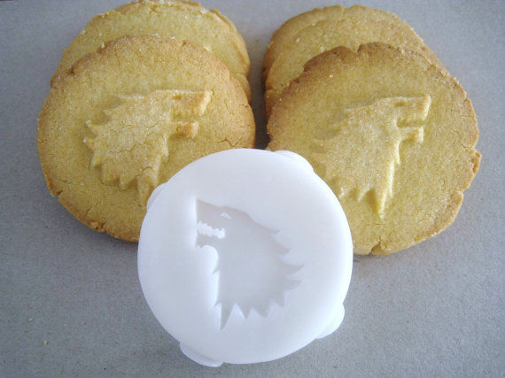 Fantasy Cookie Stamps