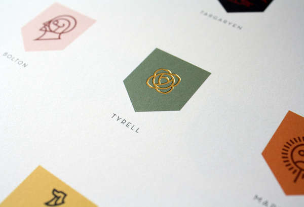 Fantasy Book Branding