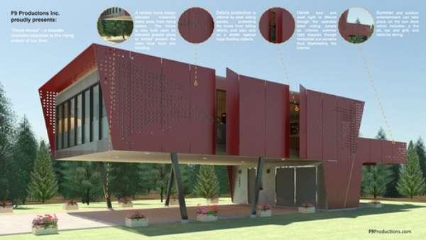 16 stilt structures for Flood zone house plans