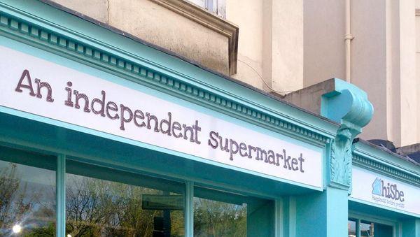Idyllic Societal Supermarkets