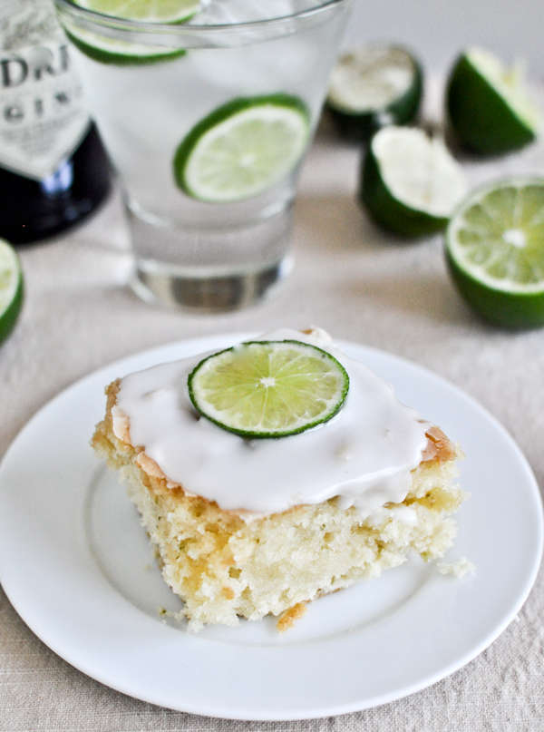 'How Sweet It Is' Gin and Tonic Dessert