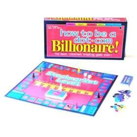 How To Be A Dot.Com Billionaire Boardgame