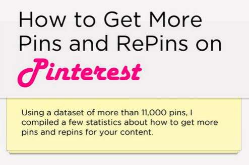 how to get more pins and repins on pinterest