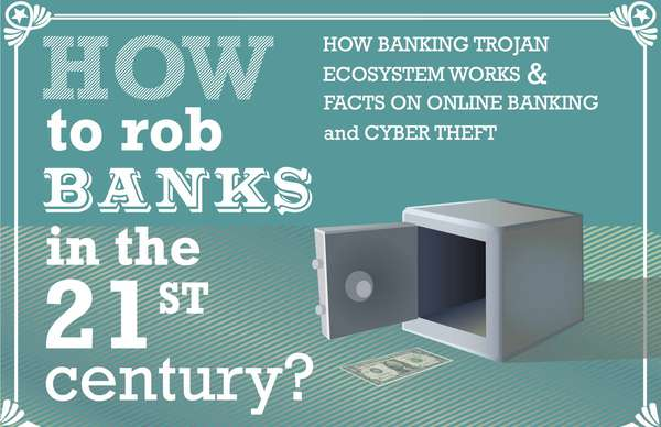 How to rob a bank in the 21st century
