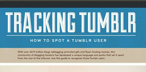 how to spot a tumblr user