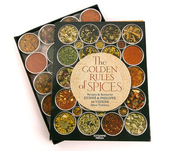 World Celebrated Spice Books