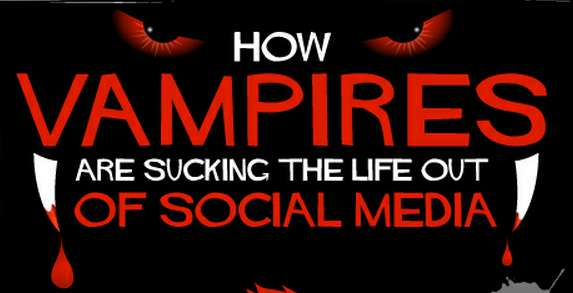 how vampires are sucking the life