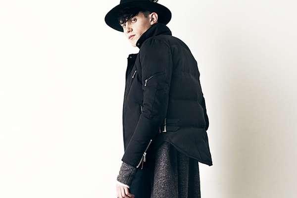 Guy Grunge Fashions