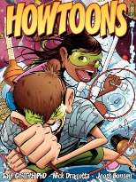 Comics to Motivate Youth